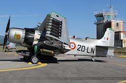 Douglas AD-4N Skyraider F-AZHK