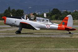 De Havilland Canada DHC-1 Chipmunk 1321 / F-AZMC