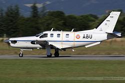 Socata TBM-700B Armée de Terre 159 / ABU / F-MABU