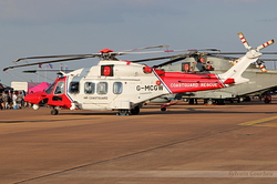 Agusta-Westland AW-189 HM Coastguard Rescue G-MCGW