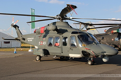 Agusta Westland HH-139A Italy Air Force MM81805 / 15-49