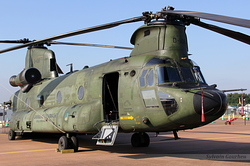 Boeing CH-47D Chinook Netherlands Air Force D-106