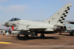 Eurofighter EF-2000 Typhoon Italy Air Force MM7307 / 37-01