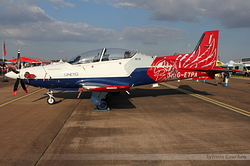 Pilatus PC-21 QinetiQ 103 / G-ETPA