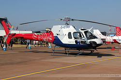 Airbus Helicopters H125 QinetiQ 8464 / G-ETPF