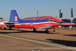 BAC 84 Jet Provost T5 G-BKOU / XN637