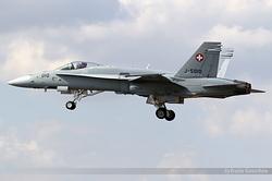 McDonnell Douglas F/A-18C Hornet Switzerland Air Force J-5010