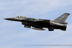 General Dynamics F-16C Fighting Falcon Hellenic Air Force 529