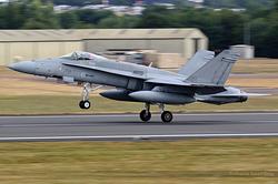 McDonnell Douglas F-18C Hornet Finland Air Force HN-426 / 1425