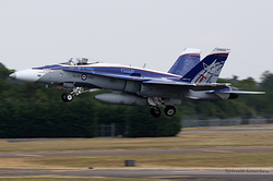 McDonnell Douglas CF-188 Hornet Royal Canadian Air Force 188776