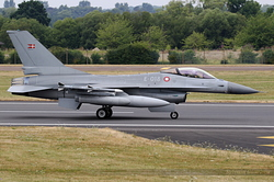 General Dynamics F-16AM Fighting Falcon Denmark Air Force 6F-54 / E-018