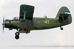 Antonov An-2T Estonia Air Force 41