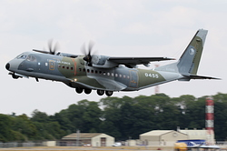 Casa C-295M Czech Republic Air Force 0455