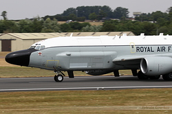 Boeing RC-135W Rivet Joint Royal Air Force ZZ665