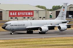 Boeing KC-135R Stratotanker Turkey Air Force 62-3563