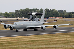 Boeing E-3D Sentry Royal Air Force ZH103