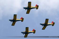 Zlin 142 Romanian Airclub YZ-ZCM, YZ-ZCE ,YZ-ZCF & YZ-ZCC