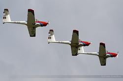IAR-46S Romanian Airclub YR-BVF, YR-BVJ & YR-BVK