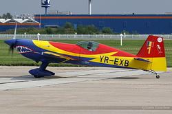 Extra 330SC Romanian Airclub YR-EXB / 1