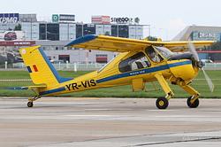 PZL-Mielec 104 Wilga 35A Romanian Airclub YR-VIS