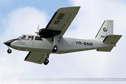 Britten-Norman BN-2A-27 Islander INCAS - Institutul National de Cercetari Aerospatiale YR-BNR