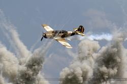 Yakovlev Yak-52TW Aerobatic Yakkers LY-WAA