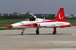 Northrop NF-5A-2000 Tiger Turkey Air Force 71-3052 / 2
