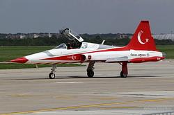Northrop NF-5A-2000 Tiger Turkey Air Force 70-3004 / 3