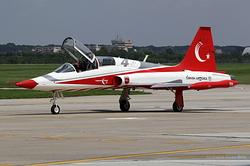 Northrop NF-5B-2000 Tiger Turkey Air Force 71-4013 / 4