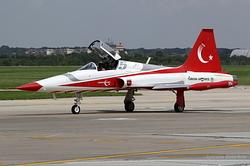 Northrop NF-5A-2000 Tiger Turkey Air Force 70-3025 / 5