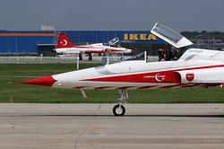 Northrop NF-5A-2000 Tiger Turkey Air Force 70-3023 / 7