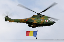 Aerospatiale IAR 330M Puma Romania Air Force 02