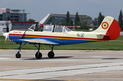 Yakovlev Iak-52 Romania Air Force 42