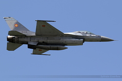 General Dynamics F-16AM Fighting Falcon Romania Air Force 1609