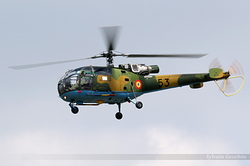 IAR IAR-316B Alouette III Romania Air Force 53