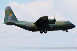 Lockheed C-130B Hercules Romania Air Force 6166