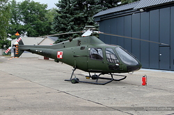 PZL-Swidnik SW-4 Puszczyk Poland Air Force 6606