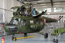 Mil Mi-2P Poland Army 4713