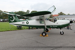 MFI-395 Super Mushshak Pakistan Air Force 391 / 97-6391