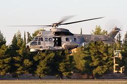Aérospatiale AS-332C1 Super Puma Hellenic Air Force 2787