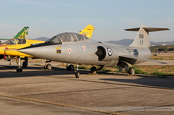 Lockheed TF-104G Starfighter Hellenic Air Force 5961
