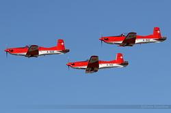 Pilatus PC-7 Switzerland Air Force A-925, A-915 & A-912