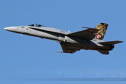 McDonnell Douglas F/A-18C Hornet Switzerland Air Force J-5011