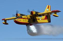 Canadair CL-215 Hellenic Air Force 1039