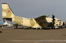 Alenia C-27J Spartan Royal Moroccan Air Force 4152 / MO / CN-AMO