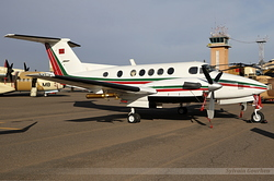 Beechcraft 200 Super King Air Royal Moroccan Air Force BB-1072 / CN-ANG