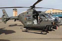 Eurocopter EC 135 T2+ Royal Moroccan Gendarmerie 0978 / CN-BZK
