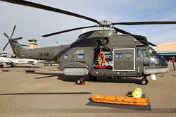 Aérospatiale SA-330L Puma Royal Moroccan Gendarmerie 1495 / CN-AIM