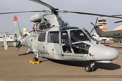 Aérospatiale AS565MB Panther Royal Moroccan Navy 6621 / CN-AHB