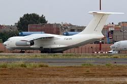 Ilyushin IL-76T Yuzmashavia UR-CPV